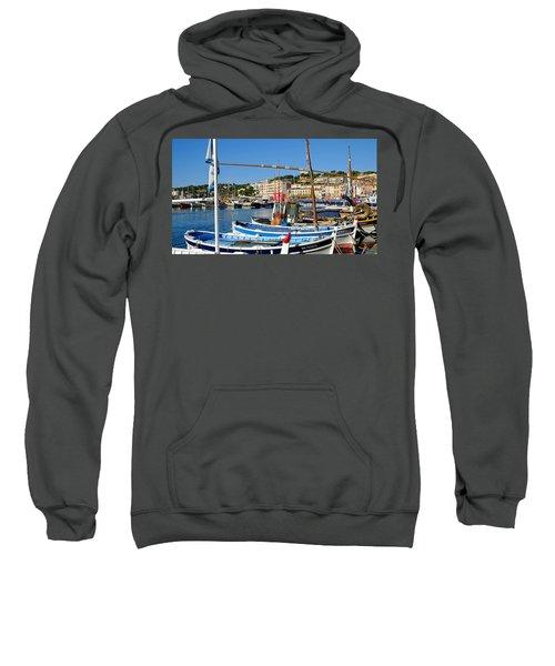 Cassis Harbor Sweatshirt
