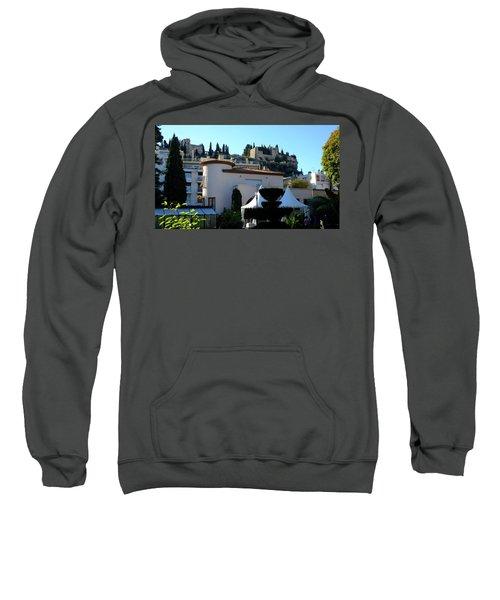 Cassis Town View Sweatshirt