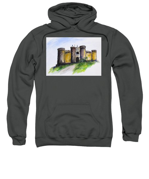 Castle Nuovo, Napoli Sweatshirt