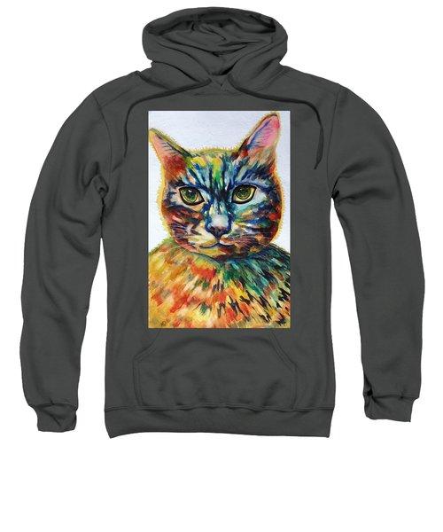 Cat A Tude Sweatshirt
