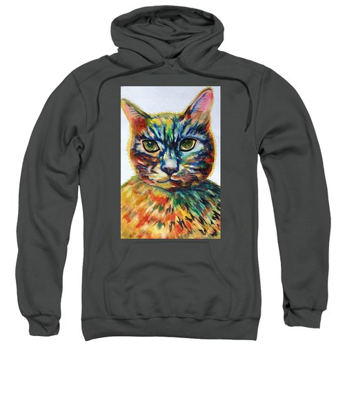 Cat A Tude Sweatshirt