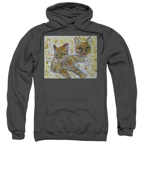 Cat Named Phoenicia Sweatshirt