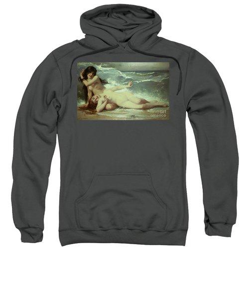 Catching Waves  Sweatshirt