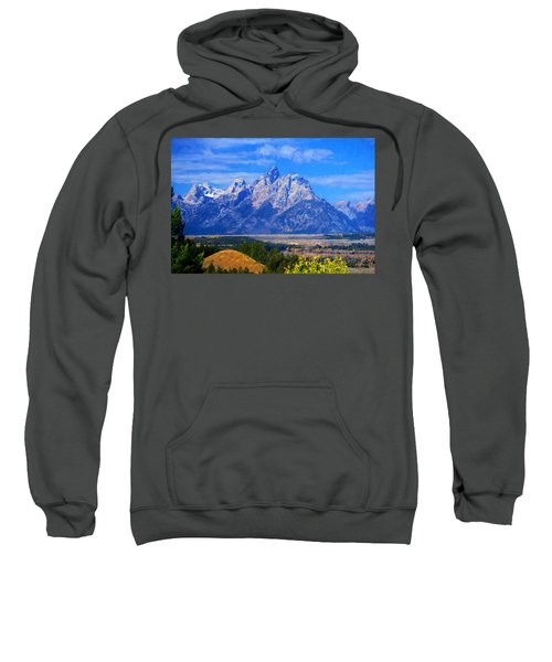 Cathedral Group Impressions Sweatshirt