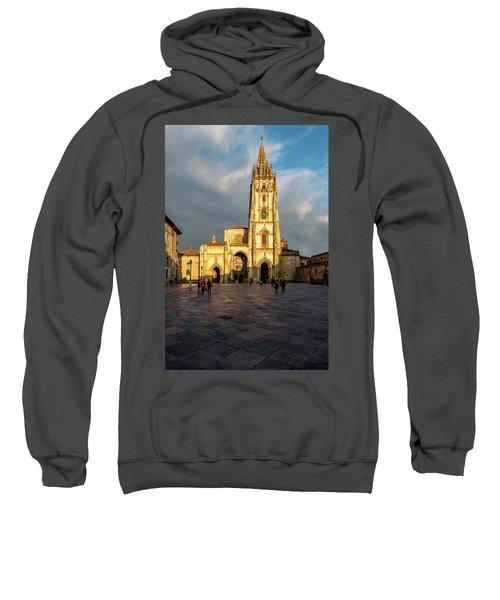 Cathedral Of Oviedo Sweatshirt