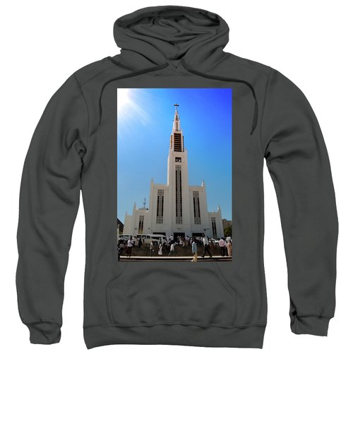 Cathedral Of The Sun Sweatshirt