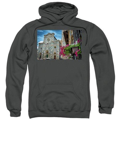 Cattedrale Di Santa Maria Del Fiore Sweatshirt