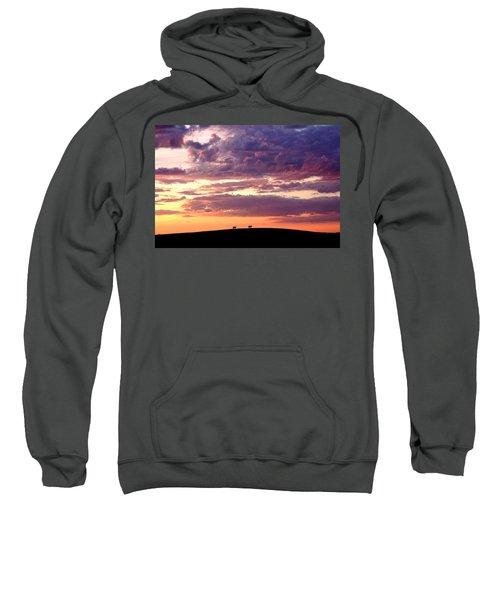 Cattle Ridge Sunset Sweatshirt