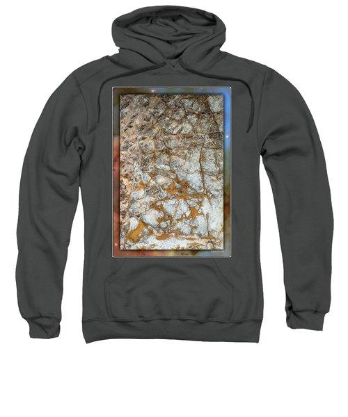 Cave Abstraction.... Sweatshirt