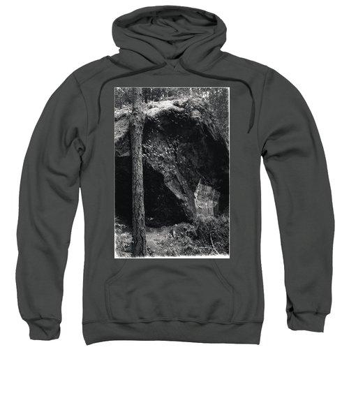 Cazadero, Ca  Vintage Sign Sweatshirt
