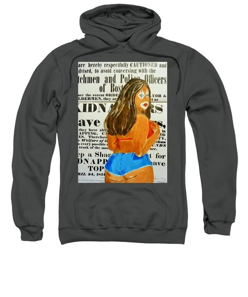 Cece Caution Sweatshirt
