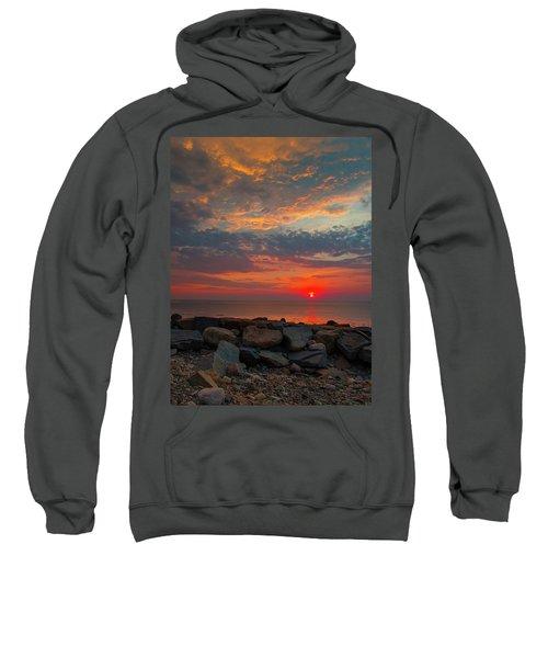 Cedar Point Sunrise Sweatshirt