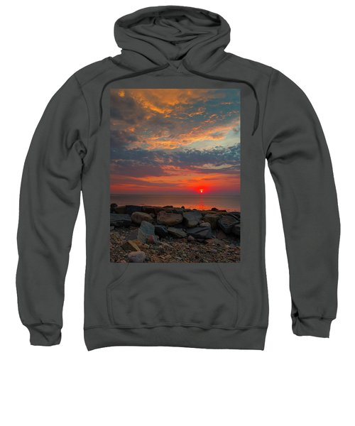 Cedar Point Sunrise Sweatshirt