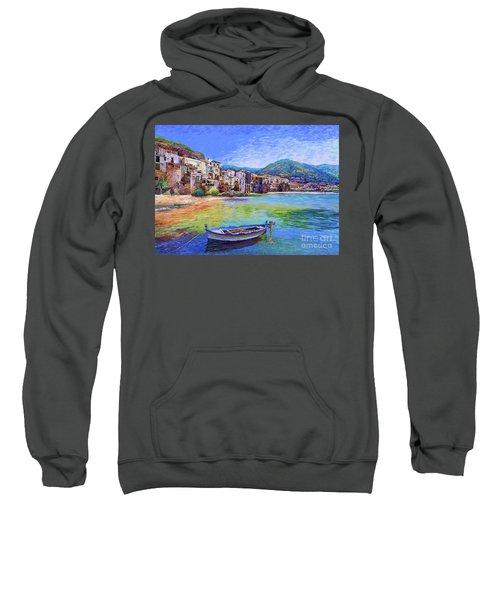 Cefalu Sicily Italy Sweatshirt