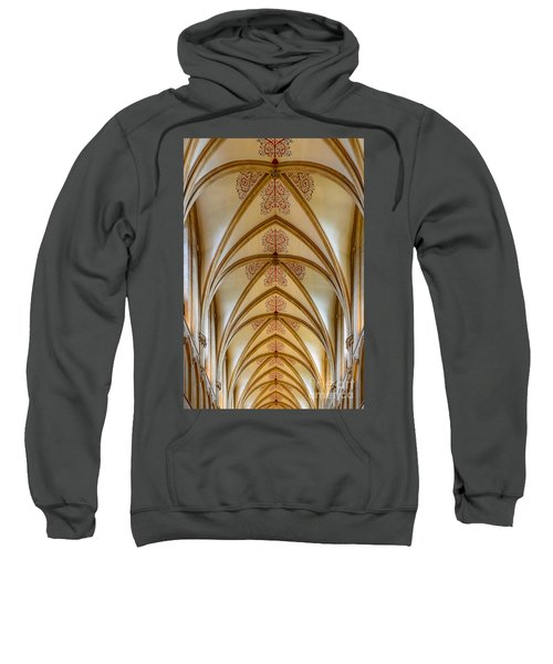 Ceiling, Wells Cathedral. Sweatshirt