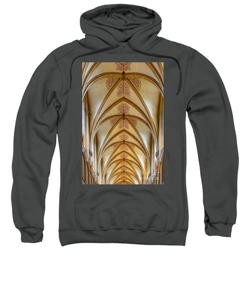 Ceiling, Wells Cathedral. Sweatshirt