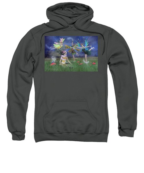 Celebration Of Night Alice And Oz Sweatshirt