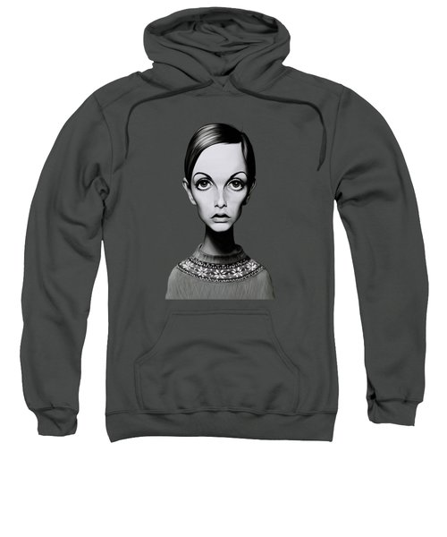 Celebrity Sunday - Twiggy Sweatshirt