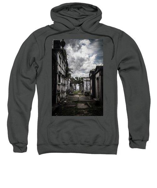 Cemetery Row Sweatshirt