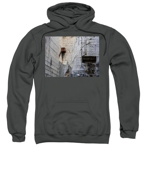 Cervaiole Quarry - Apuan Alps, Tuscany Italy Sweatshirt