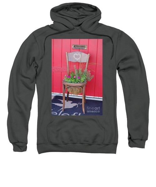 Chair Planter Sweatshirt