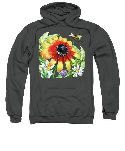 Chamomiles Sweatshirt