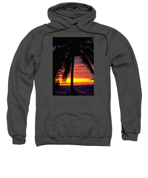 Champagne Sunset Sweatshirt
