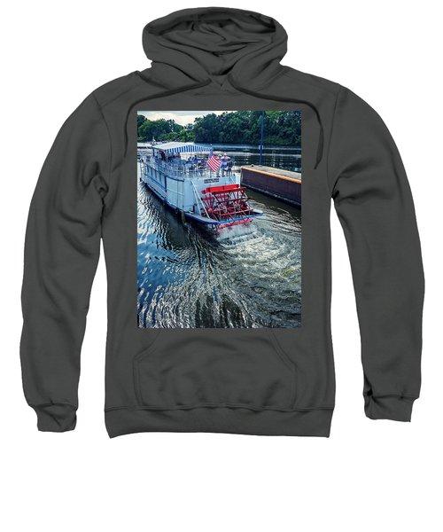 Champlain Canal Patriot Sweatshirt