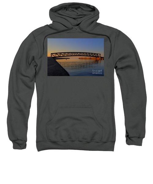 Channel Sunset Sweatshirt
