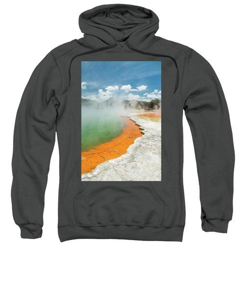 Champagne Pool Sweatshirt
