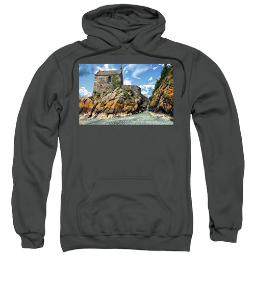 Chapel Saint-aubert Sweatshirt