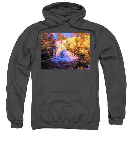 Chapman Falls Connecticut Sweatshirt