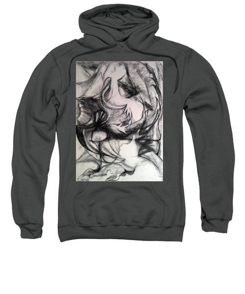 Charcoal Study Sweatshirt