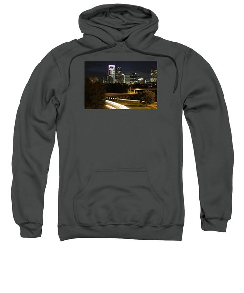 Charlotte's Skyline Sweatshirt by Demetrai Johnson