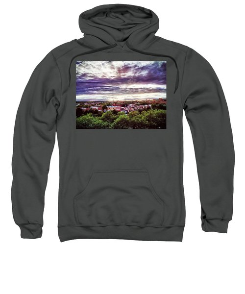 Charm City Sunset Sweatshirt