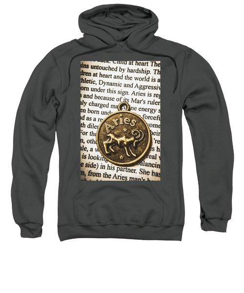 Charm Of Aries Sweatshirt