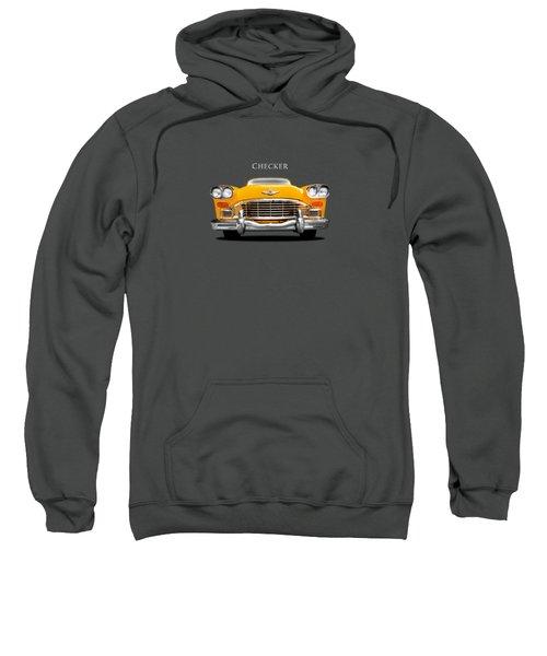 Checker Cab Sweatshirt
