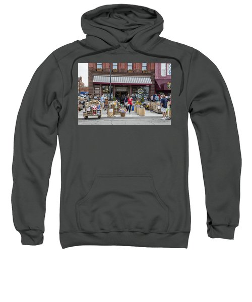 Cheese Shop In Detroit  Sweatshirt
