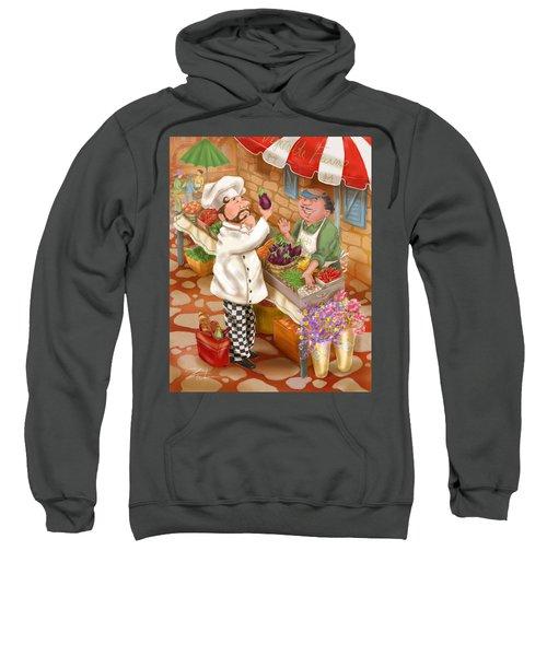 Chefs Go To Market I Sweatshirt