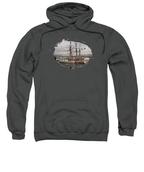 Chelsea Rose And Tall Ships Sweatshirt