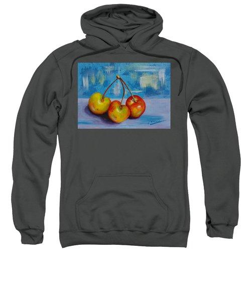 Cherries Trio Sweatshirt