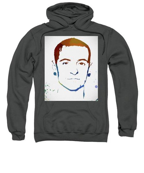 Chester Bennington Color Tribute Sweatshirt