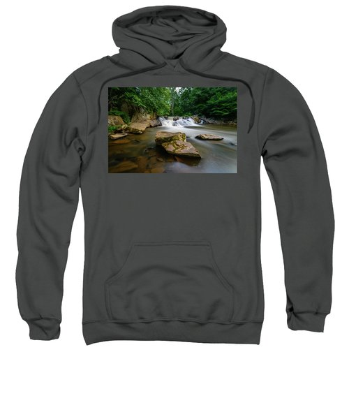 Chestnut Creek Falls  Sweatshirt