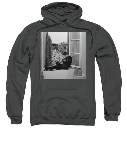 Chet Baker Sweatshirt
