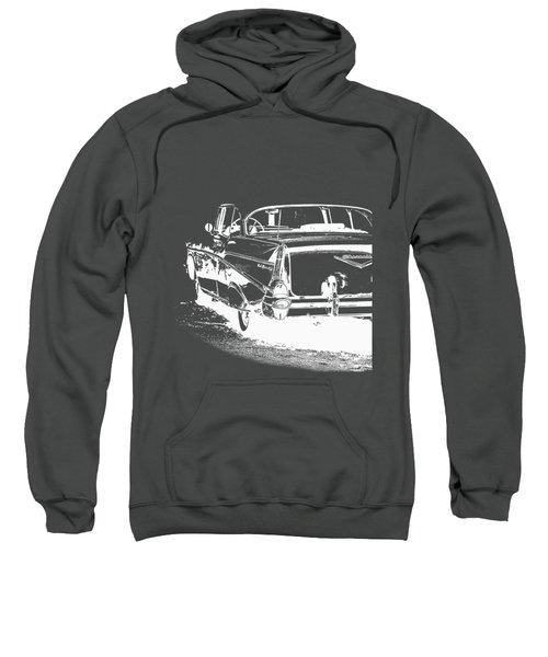 Chevy Belair Tee Sweatshirt