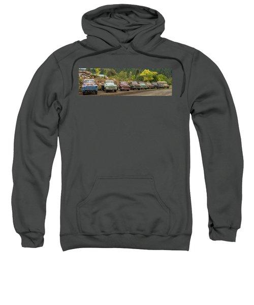 Chevy Line Up Sweatshirt