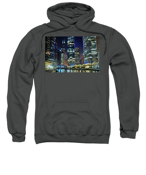 Chicago 2017 Full Moon Sweatshirt