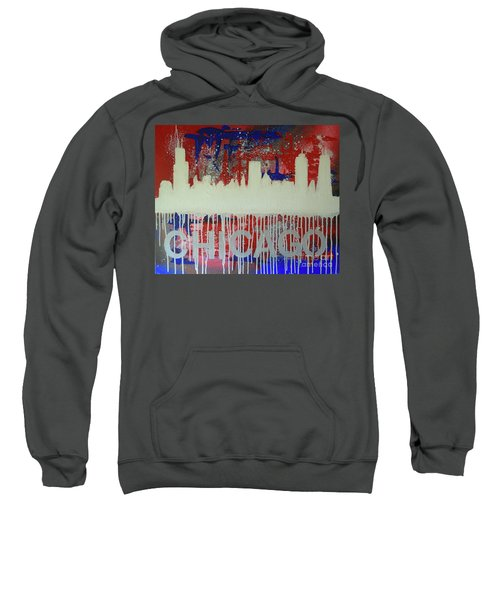Chicago Drip Sweatshirt