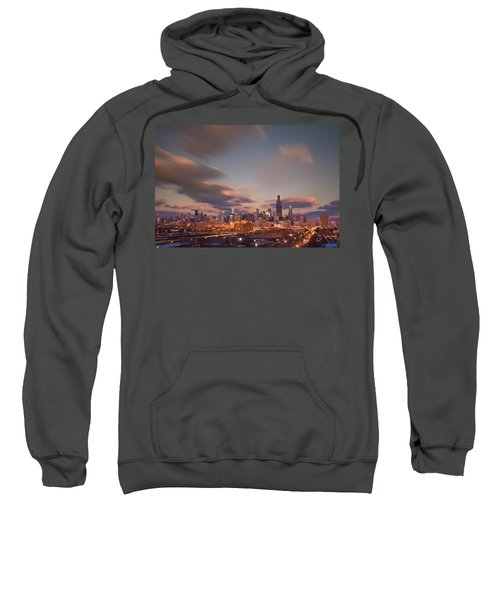 Chicago Dusk Sweatshirt