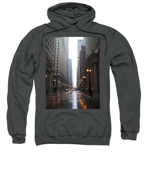 Chicago In The Rain 2 Sweatshirt